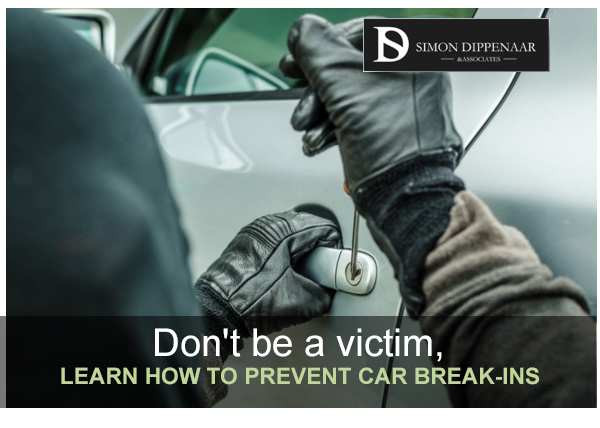 How To Prevent Car Break-Ins South Africa