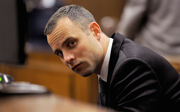 Oscar Pistorius - A Knife Edge For The Blade Runner?
