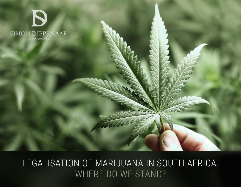 Marijuana legalisation in South Africa
